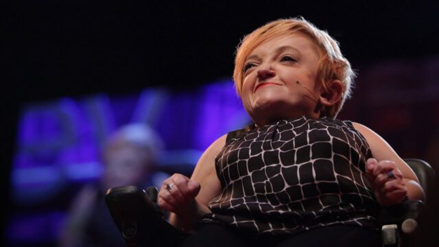 Stella Young tells us that living with disability is not a bad thing and does not make you exceptional
