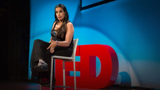 Maysoon Zayid has 99 problems – palsy is just one of them